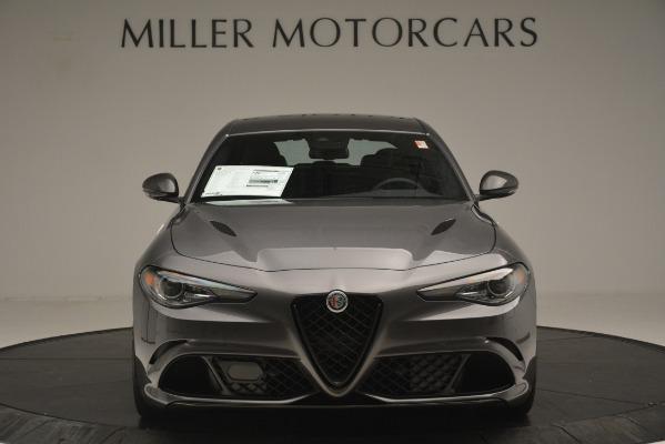 New 2019 Alfa Romeo Giulia Quadrifoglio for sale Sold at Aston Martin of Greenwich in Greenwich CT 06830 12