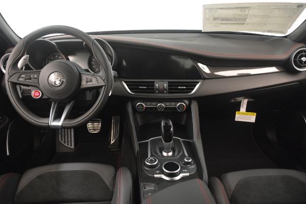 New 2019 Alfa Romeo Giulia Quadrifoglio for sale Sold at Aston Martin of Greenwich in Greenwich CT 06830 18