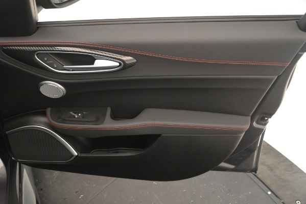 New 2019 Alfa Romeo Giulia Quadrifoglio for sale Sold at Aston Martin of Greenwich in Greenwich CT 06830 27