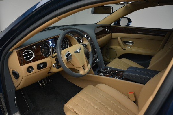 Used 2016 Bentley Flying Spur V8 for sale Sold at Aston Martin of Greenwich in Greenwich CT 06830 17
