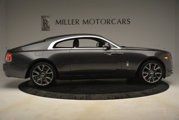 Used 2018 Rolls-Royce Wraith for sale Call for price at Aston Martin of Greenwich in Greenwich CT 06830 10
