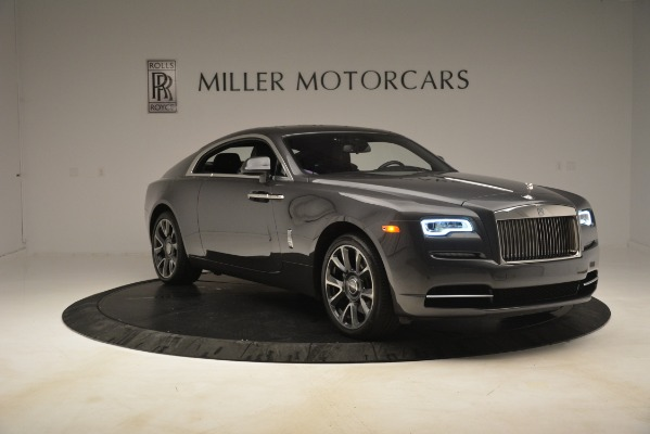 Used 2018 Rolls-Royce Wraith for sale Call for price at Aston Martin of Greenwich in Greenwich CT 06830 12
