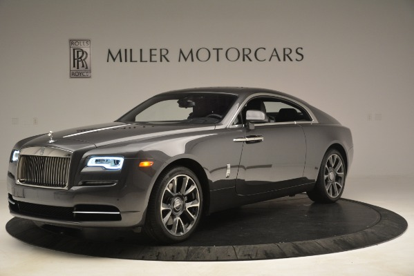 Used 2018 Rolls-Royce Wraith for sale Call for price at Aston Martin of Greenwich in Greenwich CT 06830 3