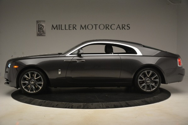 Used 2018 Rolls-Royce Wraith for sale Call for price at Aston Martin of Greenwich in Greenwich CT 06830 4