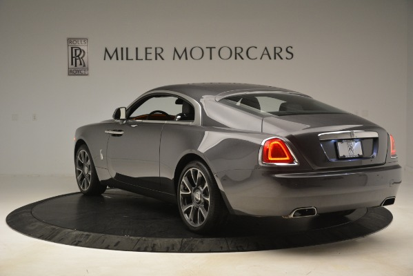 Used 2018 Rolls-Royce Wraith for sale Call for price at Aston Martin of Greenwich in Greenwich CT 06830 6