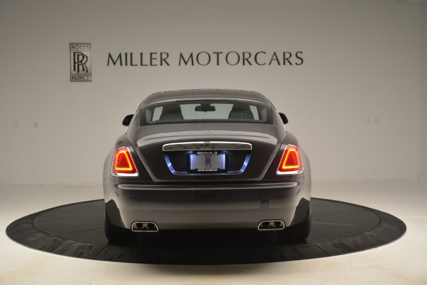 Used 2018 Rolls-Royce Wraith for sale Call for price at Aston Martin of Greenwich in Greenwich CT 06830 7