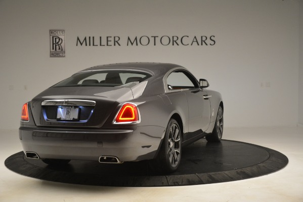 Used 2018 Rolls-Royce Wraith for sale Call for price at Aston Martin of Greenwich in Greenwich CT 06830 8