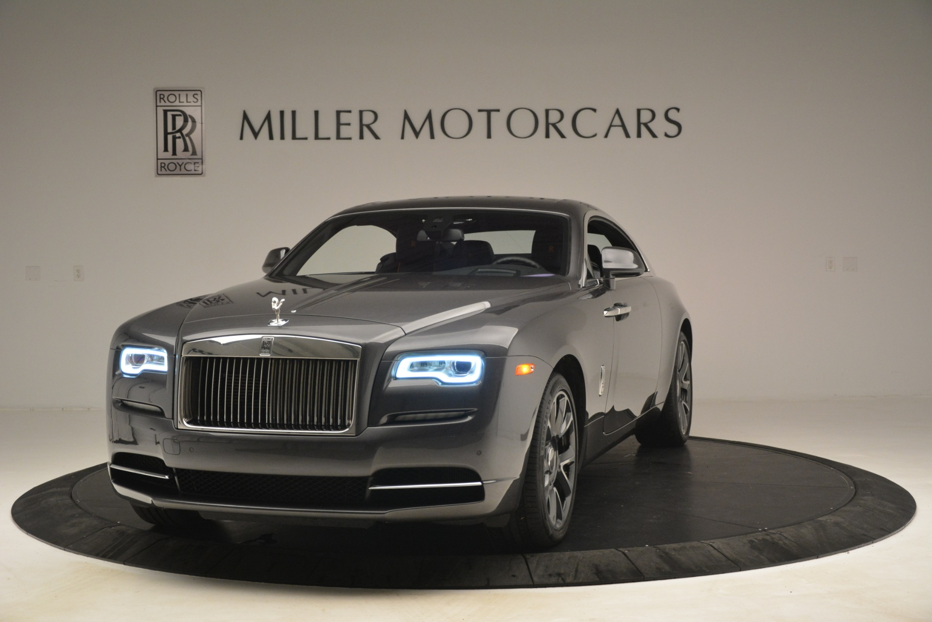 Used 2018 Rolls-Royce Wraith for sale Call for price at Aston Martin of Greenwich in Greenwich CT 06830 1