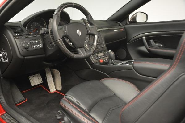 Used 2015 Maserati GranTurismo MC for sale Sold at Aston Martin of Greenwich in Greenwich CT 06830 20