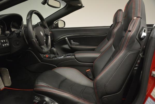 Used 2015 Maserati GranTurismo MC for sale Sold at Aston Martin of Greenwich in Greenwich CT 06830 21