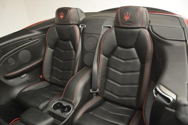 Used 2015 Maserati GranTurismo MC for sale Sold at Aston Martin of Greenwich in Greenwich CT 06830 23