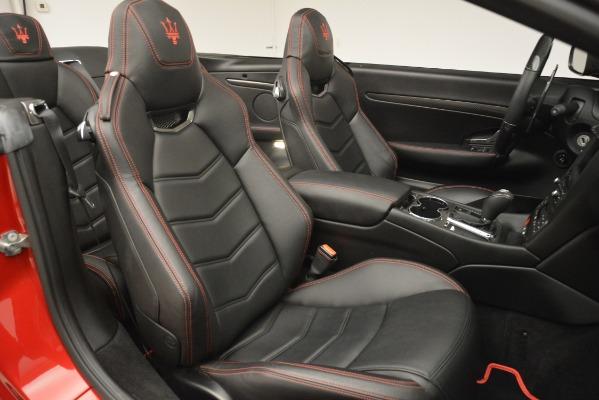 Used 2015 Maserati GranTurismo MC for sale Sold at Aston Martin of Greenwich in Greenwich CT 06830 27