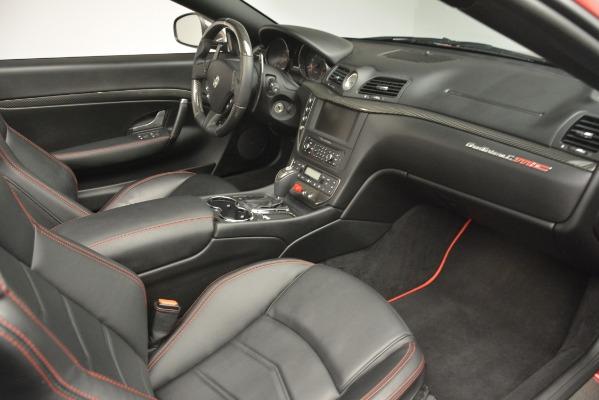 Used 2015 Maserati GranTurismo MC for sale Sold at Aston Martin of Greenwich in Greenwich CT 06830 28