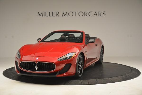 Used 2015 Maserati GranTurismo MC for sale Sold at Aston Martin of Greenwich in Greenwich CT 06830 1