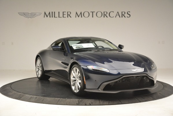 New 2019 Aston Martin Vantage V8 for sale Sold at Aston Martin of Greenwich in Greenwich CT 06830 11