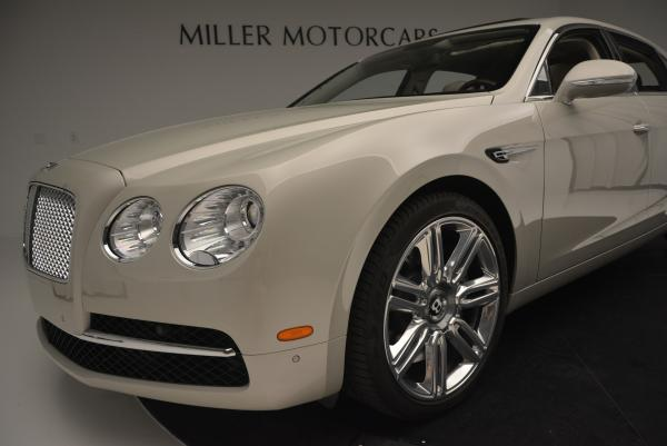 Used 2016 Bentley Flying Spur W12 for sale Sold at Aston Martin of Greenwich in Greenwich CT 06830 15