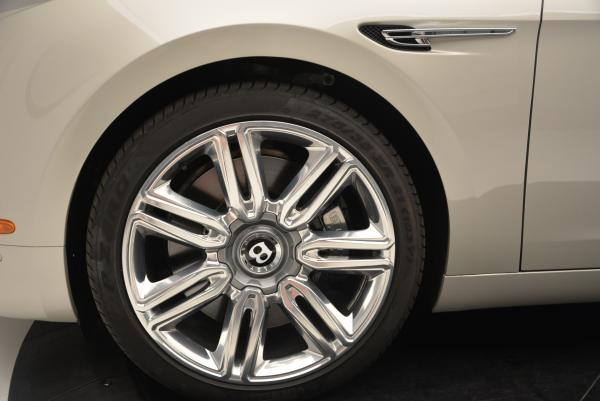 Used 2016 Bentley Flying Spur W12 for sale Sold at Aston Martin of Greenwich in Greenwich CT 06830 17