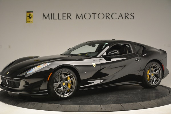 Used 2019 Ferrari 812 Superfast for sale Sold at Aston Martin of Greenwich in Greenwich CT 06830 2