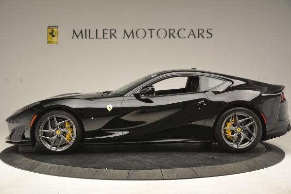 Used 2019 Ferrari 812 Superfast for sale Sold at Aston Martin of Greenwich in Greenwich CT 06830 3