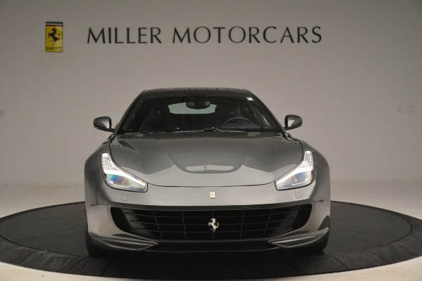 Used 2018 Ferrari GTC4Lusso for sale Sold at Aston Martin of Greenwich in Greenwich CT 06830 12