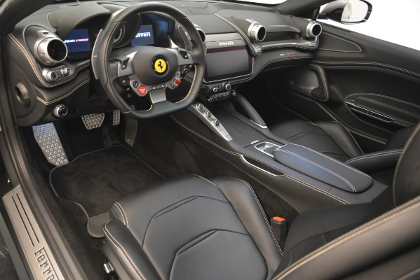 Used 2018 Ferrari GTC4Lusso for sale Sold at Aston Martin of Greenwich in Greenwich CT 06830 14