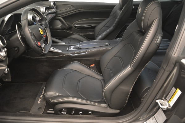 Used 2018 Ferrari GTC4Lusso for sale Sold at Aston Martin of Greenwich in Greenwich CT 06830 15