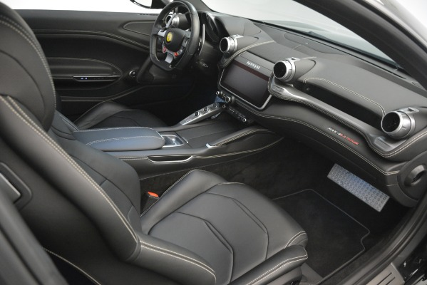 Used 2018 Ferrari GTC4Lusso for sale Sold at Aston Martin of Greenwich in Greenwich CT 06830 19