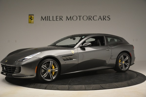 Used 2018 Ferrari GTC4Lusso for sale Sold at Aston Martin of Greenwich in Greenwich CT 06830 2