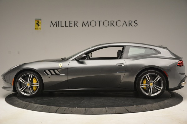 Used 2018 Ferrari GTC4Lusso for sale Sold at Aston Martin of Greenwich in Greenwich CT 06830 3