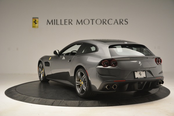 Used 2018 Ferrari GTC4Lusso for sale Sold at Aston Martin of Greenwich in Greenwich CT 06830 5