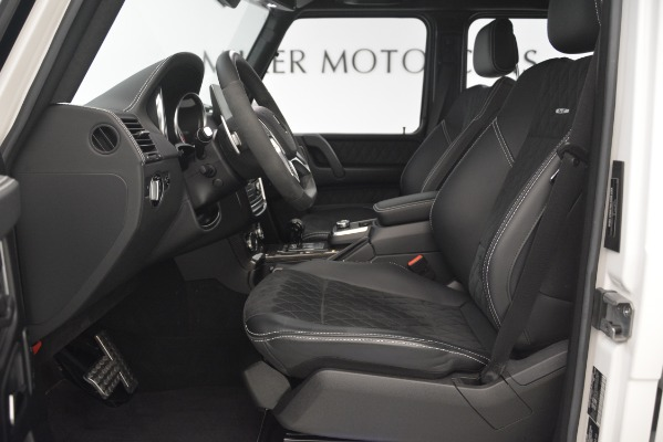 Used 2018 Mercedes-Benz G-Class G 550 4x4 Squared for sale Sold at Aston Martin of Greenwich in Greenwich CT 06830 14