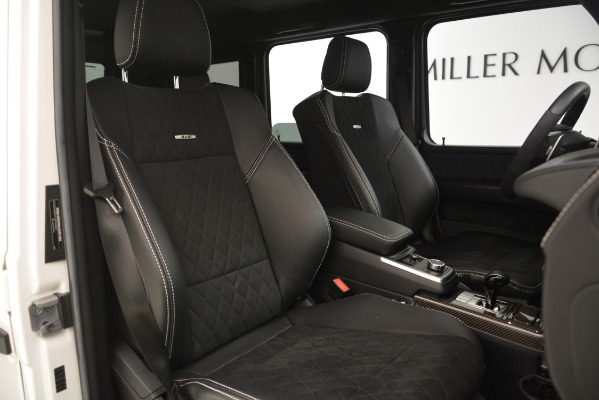 Used 2018 Mercedes-Benz G-Class G 550 4x4 Squared for sale Sold at Aston Martin of Greenwich in Greenwich CT 06830 20