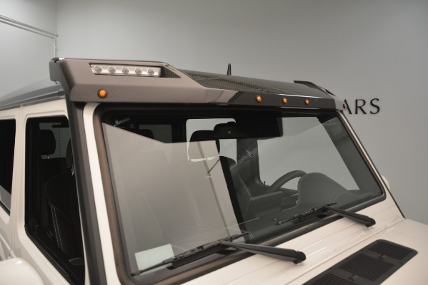 Used 2018 Mercedes-Benz G-Class G 550 4x4 Squared for sale Sold at Aston Martin of Greenwich in Greenwich CT 06830 24