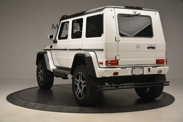 Used 2018 Mercedes-Benz G-Class G 550 4x4 Squared for sale Sold at Aston Martin of Greenwich in Greenwich CT 06830 5