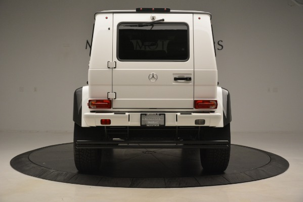 Used 2018 Mercedes-Benz G-Class G 550 4x4 Squared for sale Sold at Aston Martin of Greenwich in Greenwich CT 06830 6