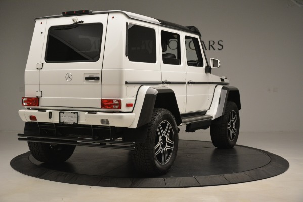 Used 2018 Mercedes-Benz G-Class G 550 4x4 Squared for sale Sold at Aston Martin of Greenwich in Greenwich CT 06830 7