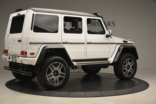 Used 2018 Mercedes-Benz G-Class G 550 4x4 Squared for sale Sold at Aston Martin of Greenwich in Greenwich CT 06830 8