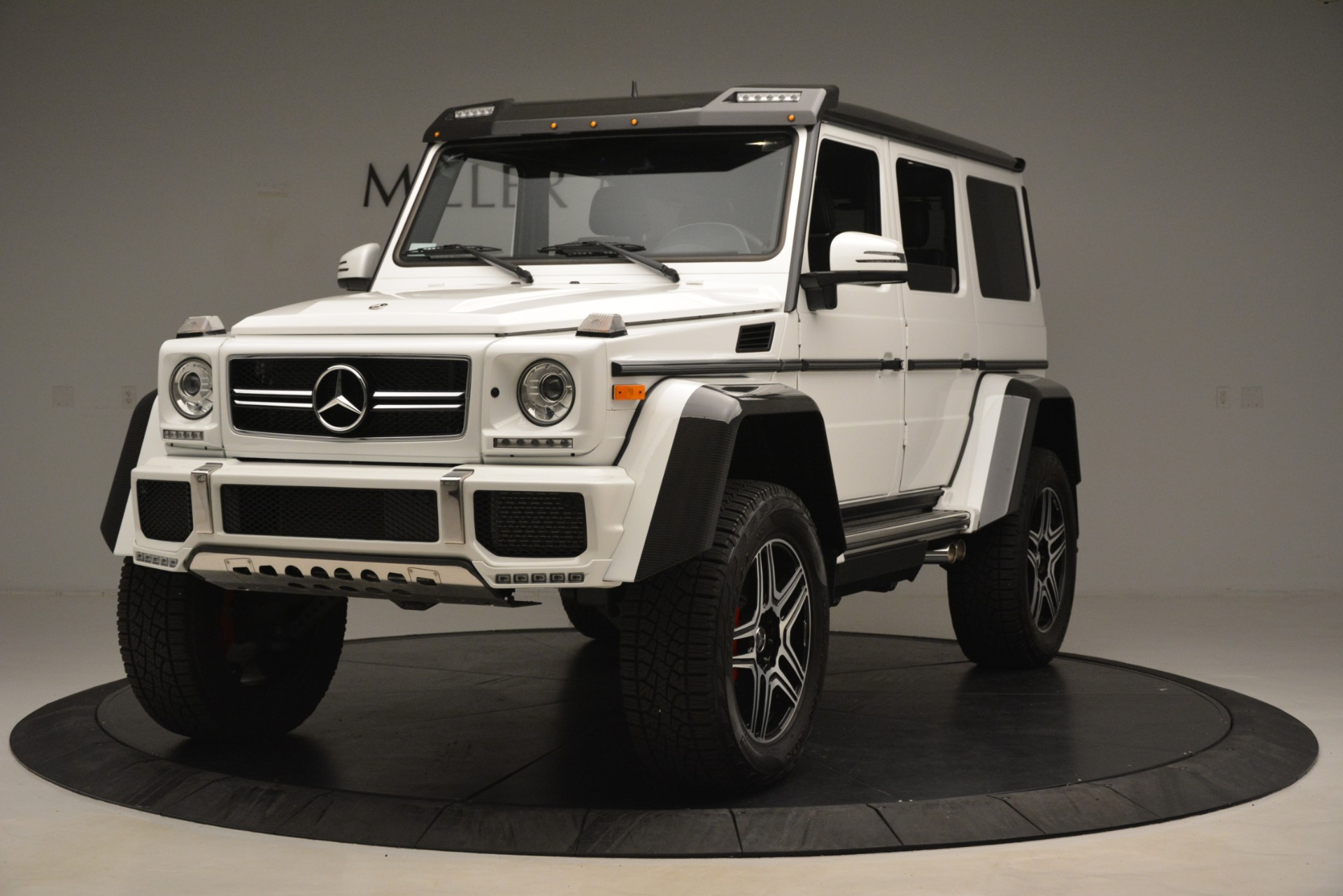 Used 2018 Mercedes-Benz G-Class G 550 4x4 Squared for sale Sold at Aston Martin of Greenwich in Greenwich CT 06830 1