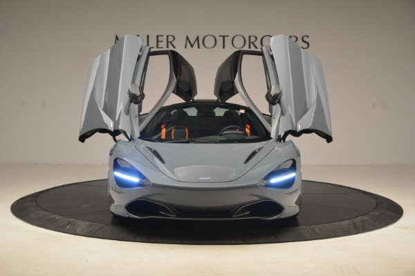 Used 2018 McLaren 720S Coupe for sale Sold at Aston Martin of Greenwich in Greenwich CT 06830 13