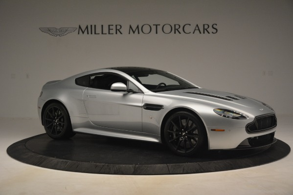 Used 2015 Aston Martin V12 Vantage S Coupe for sale $104,900 at Aston Martin of Greenwich in Greenwich CT 06830 10