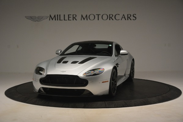 Used 2015 Aston Martin V12 Vantage S Coupe for sale $104,900 at Aston Martin of Greenwich in Greenwich CT 06830 2