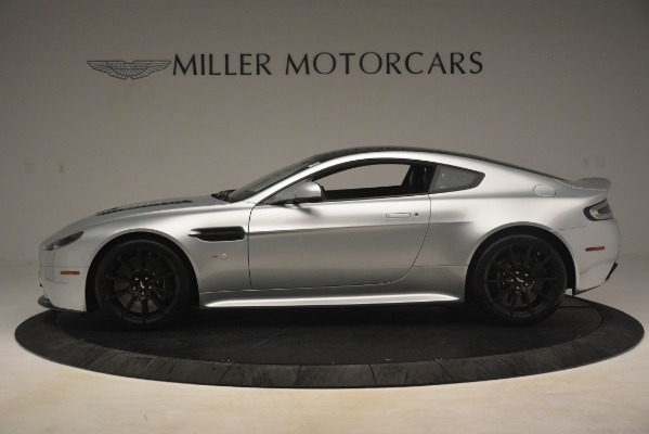 Used 2015 Aston Martin V12 Vantage S Coupe for sale $104,900 at Aston Martin of Greenwich in Greenwich CT 06830 3