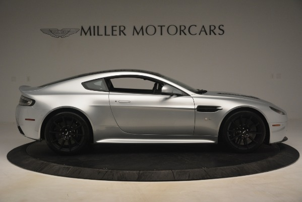 Used 2015 Aston Martin V12 Vantage S Coupe for sale $104,900 at Aston Martin of Greenwich in Greenwich CT 06830 9