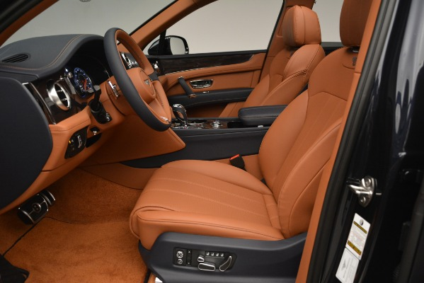 New 2019 Bentley Bentayga V8 for sale Sold at Aston Martin of Greenwich in Greenwich CT 06830 19