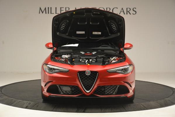 New 2019 Alfa Romeo Giulia Quadrifoglio for sale Sold at Aston Martin of Greenwich in Greenwich CT 06830 13