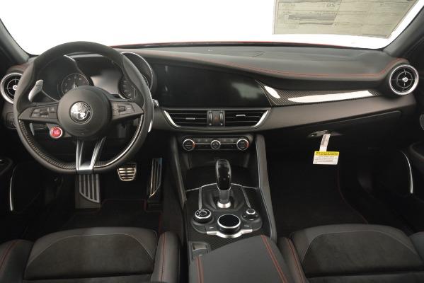 New 2019 Alfa Romeo Giulia Quadrifoglio for sale Sold at Aston Martin of Greenwich in Greenwich CT 06830 17