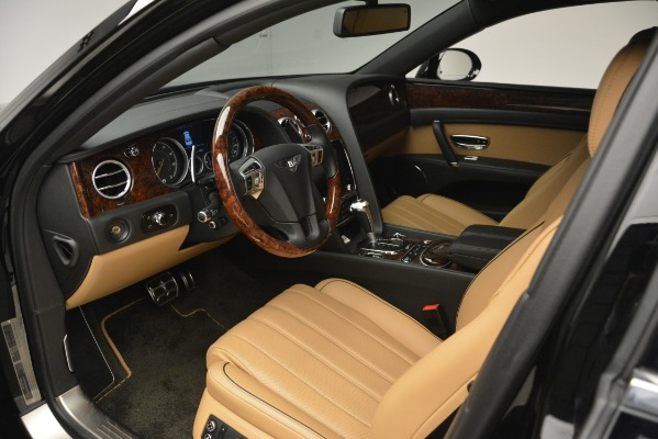 Used 2016 Bentley Flying Spur V8 for sale Sold at Aston Martin of Greenwich in Greenwich CT 06830 20