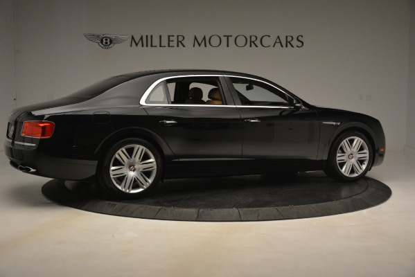 Used 2016 Bentley Flying Spur V8 for sale Sold at Aston Martin of Greenwich in Greenwich CT 06830 8