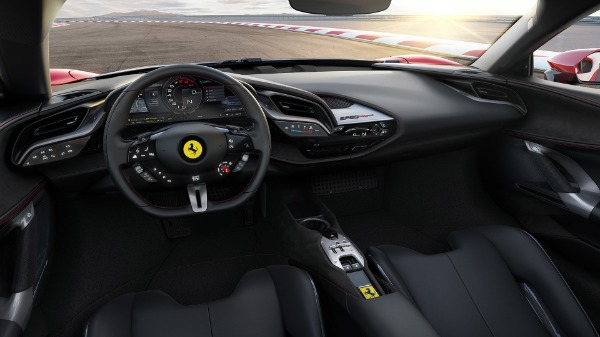 New 2021 Ferrari SF90 Stradale for sale Call for price at Aston Martin of Greenwich in Greenwich CT 06830 7