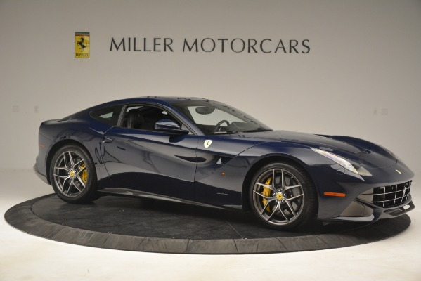Used 2016 Ferrari F12 Berlinetta for sale Sold at Aston Martin of Greenwich in Greenwich CT 06830 11